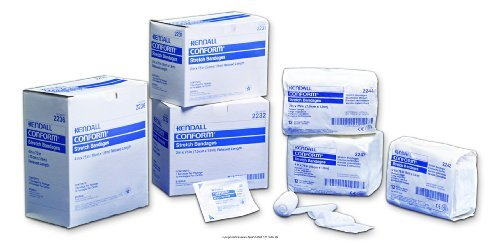 McKesson CONFORM Stretch Bandages Non Sterile 2''X75'' 12 Each / 1 Bag / box by McKesson