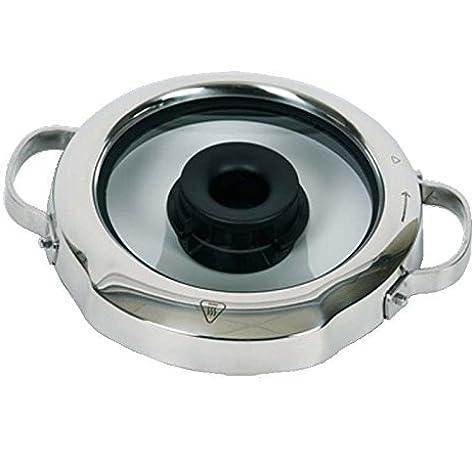 Moulinex Tapa Cristal + Junta Robot Cuisine i-companion XL hf807 hf906: Amazon.es: Hogar