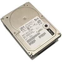 IBM / Hitachi 36GB SCSI 80Pins SCA U320 10K RPM HDD for eSERVER pSERIES IC35L036UCDY10-0