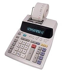 Sharp EL-1801V Two-Color Printing Calcul...
