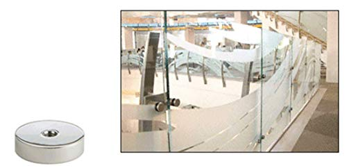 CRL Polished Stainless Standoff Base 2