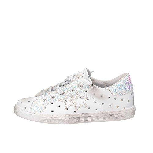 2 Star 2SB1114 Sneaker Kind Weiß