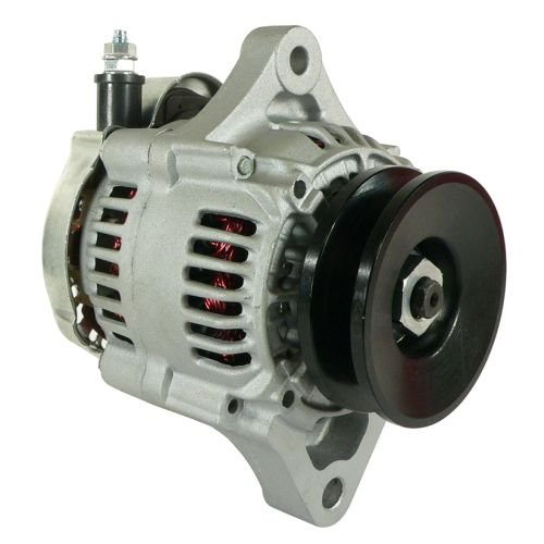 DB Electrical AND0545 New Alternator For 27 27C 27Zts 35 35C 35Zts 50C 50Zts 50Czts John Deere Excavator ND101211-1242 101211-1240 8972251170 AT195649 12653 by DB Electrical