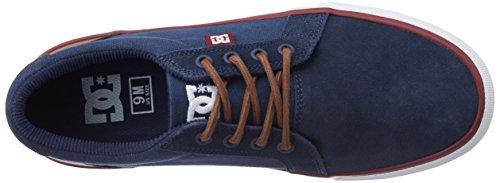 DC Council Sd M Shoe Nc2, Men's Trainers Blue - Blau (Navy/Camel Nc2)