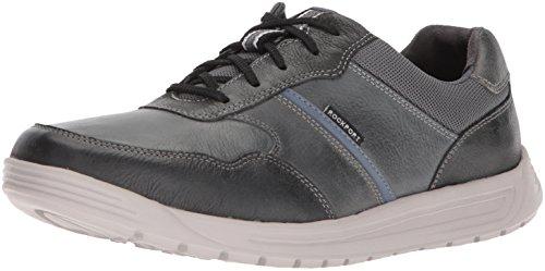 Rockport Men's Randle Ubal Sneaker- Grey-11.5 M (Blu Mens Sneakers)