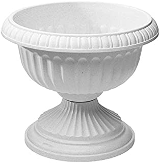 product image for Novelty 39186.03 Grecian Urn Planter, Stone, 18-Inch