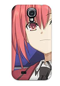 Fashion ZSASgCd3923EdCEM Case Cover For Galaxy S4(date A Live)