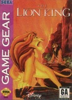 """Résultat de recherche d'images pour """"le roi lion game gear cover"""""""