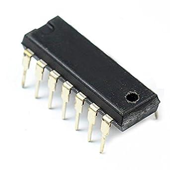 Amazon.com: (10pcs) tl064in IC opamp jfet 1 MHz Quad 14dip ...