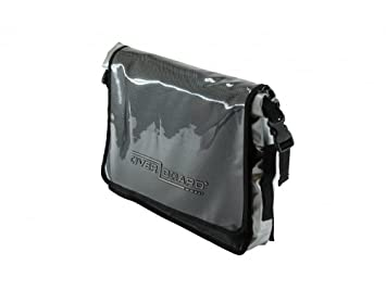 Amazon.com: OverBoard Waterproof Messenger Bag, Carbon: Sports ...