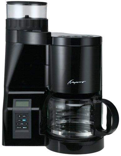 Amazon.com: capresso máquina de café con molinillo (cónico ...