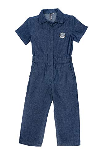 Outfits For Kids (Born to Love Knuckleheads Kids Coverall for Boys, Mechanic Halloween Jumpsuit - Costume Baby Outfit (6T,)