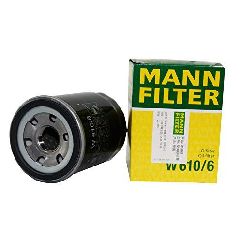 mann oil filter 610 - 3