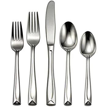 Oneida Lincoln 45-Piece Flatware Set Service for 8  sc 1 st  Amazon.com & Amazon.com | Oneida Lincoln 45-Piece Flatware Set Service for 8 ...