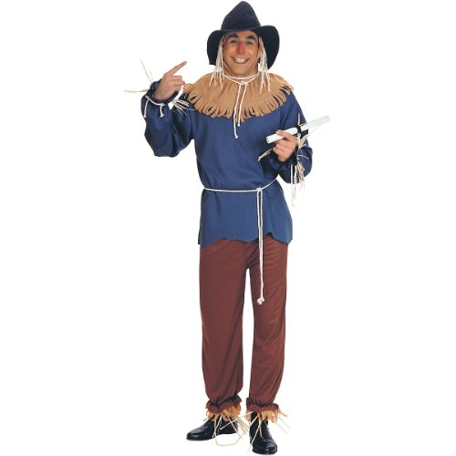 [Scarecrow Costume - Standard - Chest Size 40-44] (Male Scarecrow Costume)