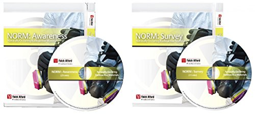 - NORM (Naturally Occurring Radioactive Materials) Awareness Safety DVD with Optional Training Kit Complete Package