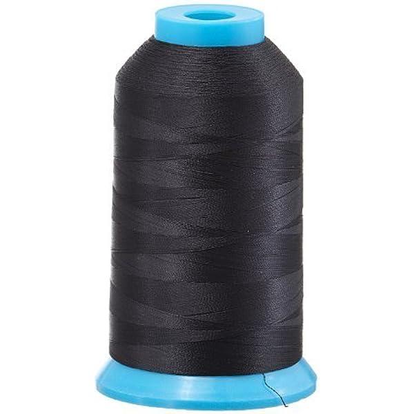 HUGE 5500yards Cone Spool Bobbin Thread White Machine Embroidery ThreadNanny B