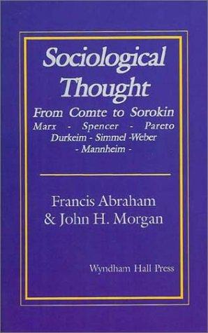 Sociological Thought (1556051042) Amazon Price History, Amazon Price Tracker