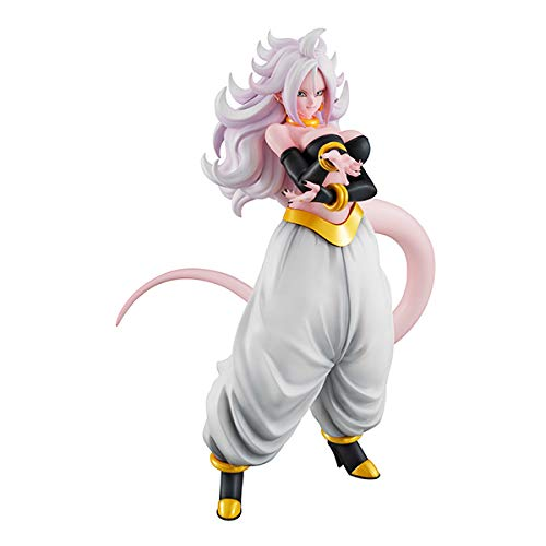 Dragon Ball Gals Dragon Ball Android No. 21 Makeover Ver. About 210mm PVC-Painted PVC Figure