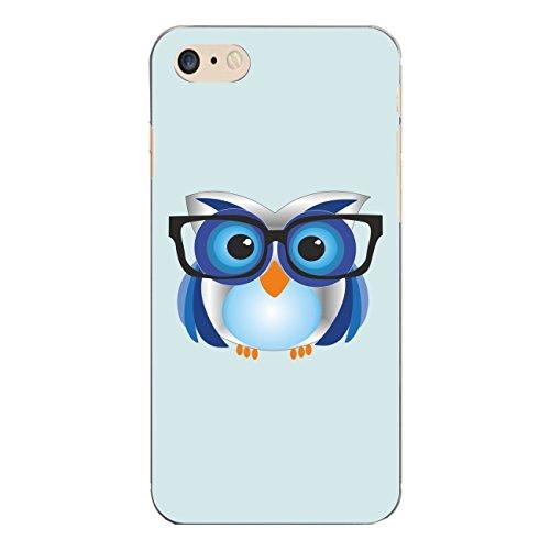 """Disagu Design Case Schutzhülle für Apple iPhone 7 Hülle Cover - Motiv """"Nerd-Eule"""""""