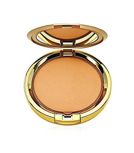 Milani Lightweight Foundation - Milani Even Touch Powder Foundation, Natural Tan