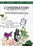 Conservatory and Indoor Plants, Roger Phillips, 0333677382