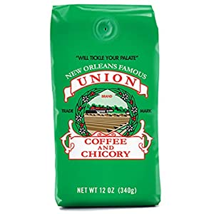 Well-Being-Matters 41E4Zeufz1L._SS300_ French Market Coffee, Union Coffee and Chcoryi, 12 oz Bag