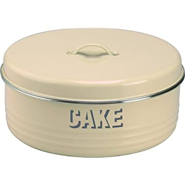Typhoon Cream Cake Tin, 4.5-Quart Capacity
