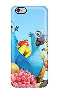 Premium Iphone 6 Plus Case - Protective Skin - High Quality For Rio Movie 2011