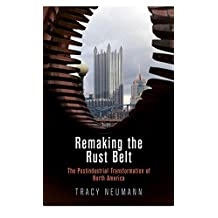 Remaking the Rust Belt: The Postindustrial Transformation of North America (American Business, Politics, and Society)