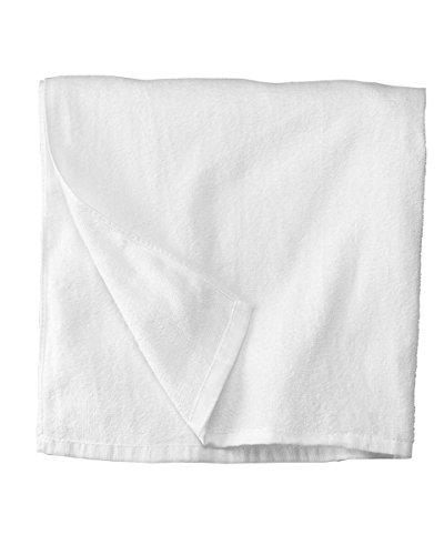 White Beach Towel - 3