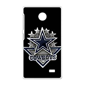 Cowboys Fashion Comstom Plastic case cover For Nokia Lumia X