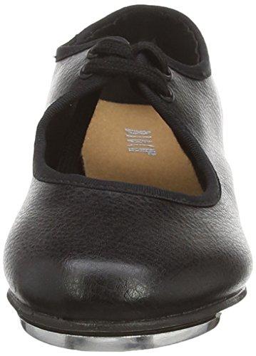 Zapatillas para Negro de mujer danza poliuretano de Bloch dHqBff