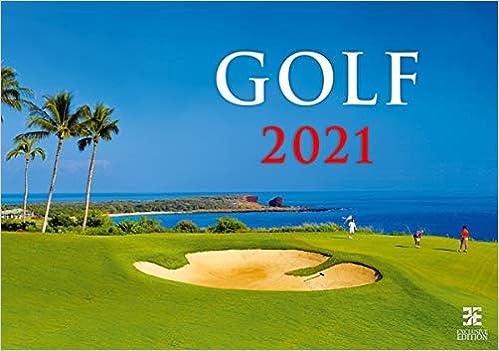 Golf Calendar   Calendars 2020   2021 Wall Calendar   Golf Courses