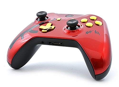 AK-47 Smart Rapid Fire Custom Modded Controller for Xbox One S Mods FPS Games and More. Control and Simply Adjust Your… 4