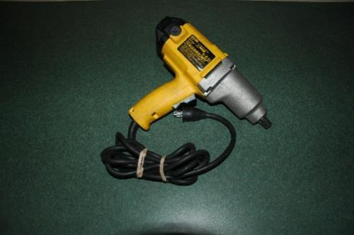 DEWALT DW290 1/2-Inch Heavy-Duty Electric Impact Wrench