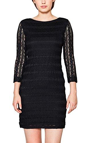 Black Esprit Nero Vestito 001 by Donna edc Bg1qaUH