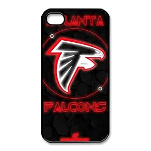 iPhone 4,4S Phone Cases NFL Atlanta Falcons Cell Phone Case TYC768575