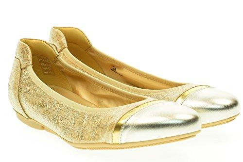 HOGAN HXW14407124BXW3710 bailarín de la mujer Oro