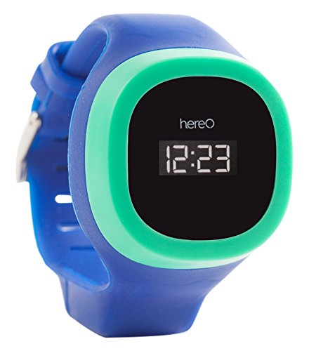 hereO GPS Watch for Kids (Grape)