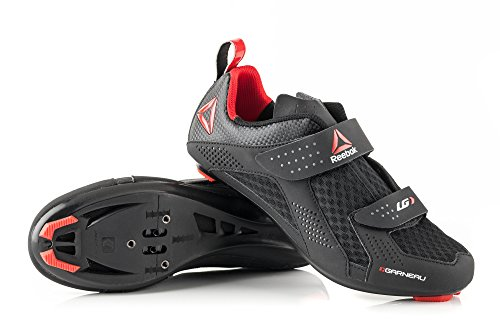 Louis Garneau Mens Actifly Indoor Cycling Shoes, A Collaboration with Reebok