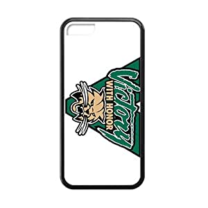 NCAA Ohio Bobcats Wordmark 1996 Black For Iphone 5/5S Phone Case Cover