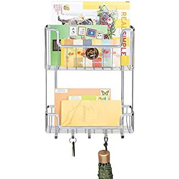 Amazon.com: Spectrum Wall-Mount Carta titular: Home & Kitchen