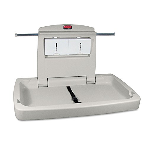 RCP781888 - Sturdy Station 2 Baby Changing Table by Rubbermaid