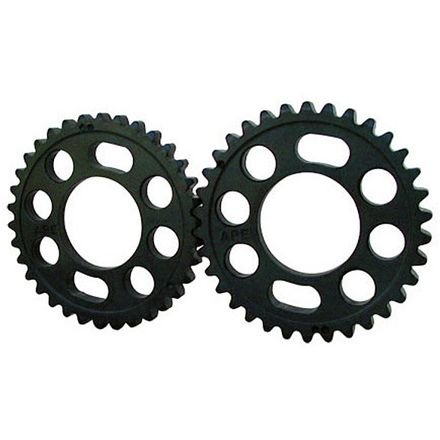- 06-19 YAMAHA YZF-R6: Graves Slotted Cam Sprockets