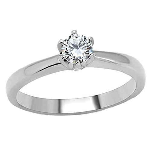 0.5 Ct Solitaire - 9