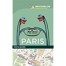 Michelin Paris Map & Guide, 2e