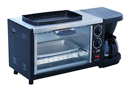 SPT BM 1118 Stainless Steel Breakfast