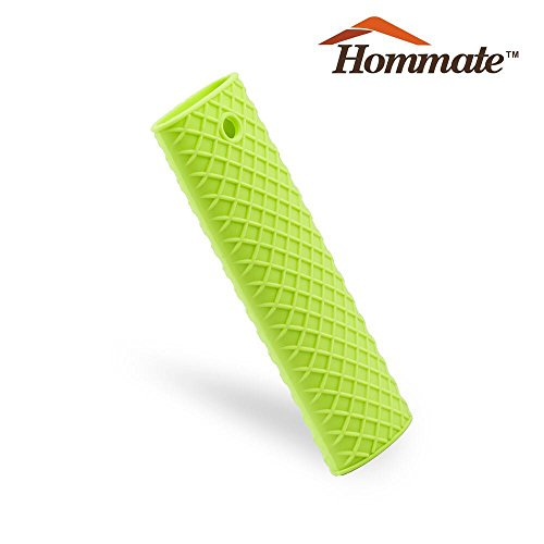Silicone handle holder for fry pans by Hommate