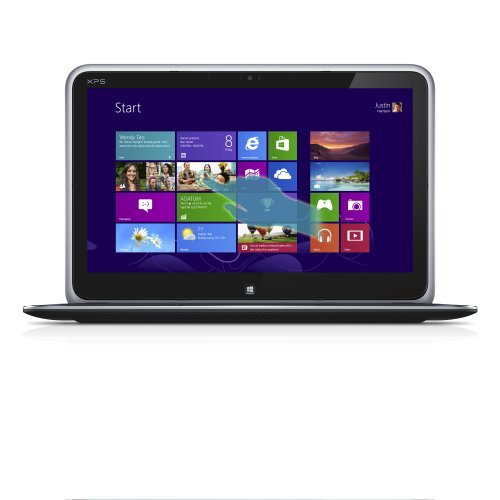 Dell XPS 12 XPSU12-5327CRBFB 12.5-Inch Convertible 2 in 1 Touchscreen Ultrabook (Carbon Fiber) [Discontinued By Manufacturer]